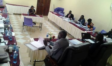 VETTING OF CHIEF OFFICERS